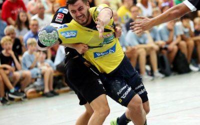 Vom Test ins Trainingslager – Rhein-Neckar Löwen gewinnen gegen Groß-Bieberau/Modau